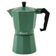 Kávéfőző Outwell Manley L Espresso Maker zöld