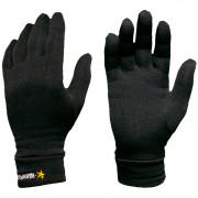Kesztyű Warmpeace Powerstretch fekete