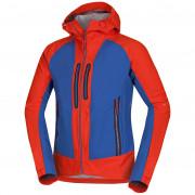 Férfi softshell kabát Northfinder Roston kék