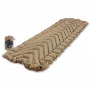 Felfújható matrac Klymit Insulated Static V Recon bézs Recon