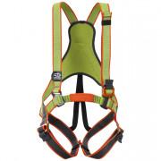 Egészalakos gyerek beülő Climbing Technology Jungle Harness zöld