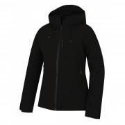 Női hardshell kabát Husky Narbi L fekete
