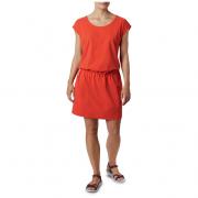 Dámské šaty Columbia Peak To Point II Dress narancs