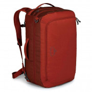 Utazótáska Osprey Transporter Global Carry-On 44 piros