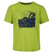 Dětské triko Regatta Alvarado V zöld