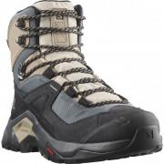 Női cipő Salomon Quest Element Gore-Tex W szürke