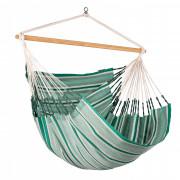 Függőszék La Siesta Habana Kingsize zöld/szürke