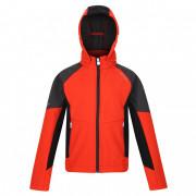 Gyerek kabát Regatta Eastcott piros