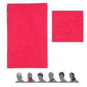 Sál Sensor Tube Merino Wool rózsaszín magenta