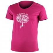 Női póló Lasting Luna rózsaszín