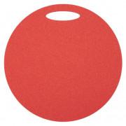 Ülőpárna Yate Egyrétegű kerek ülőke piros