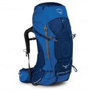 Hátizsák Osprey Aether AG 60 kék neptune blue