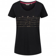 Női póló Regatta Filandra III - fekete fekete
