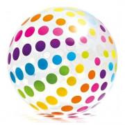 Felfújható labda Intex Jumbo Ball 59065NP kevert színek