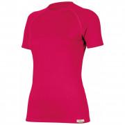 Dámské funkční triko Lasting Alea kr.r. růžové