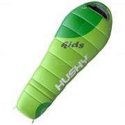 Hálózsák  Husky Kids Magic -12°C zöld zelená