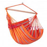 Függőszék La Siesta Domingo Kingsize piros/narancssárga