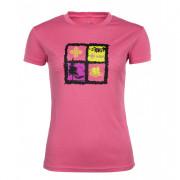 Női póló Kilpi Giacinto W rózsaszín PNK