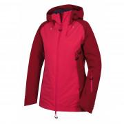 Női téli kabát Husky Gambola L rózsaszín