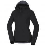 Női softshell kabát Northfinder Gimena fekete