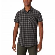 Pánské triko Columbia Triple Canyon SS Shirt szürke