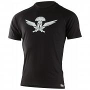 Pánské funkční triko Lasting Warrior fekete