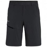 Férfi rövidnadrág Salewa Puez 3 DST M Shorts fekete/szürke