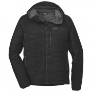 Pánská bunda Outdoor Research Men's Cathode Hooded Jacket fekete