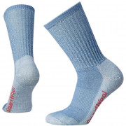 Női zokni Smartwool W Hike Light Crew világoskék blue steel