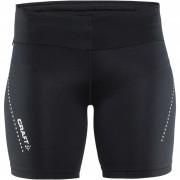 Női elasztikus rövidnadrág Craft Essential Short fekete