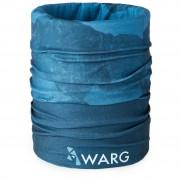 Sál Warg Bandana Mountain kék