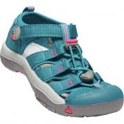 Junior szandál Keen Newport H2 JR kék/rózsaszín