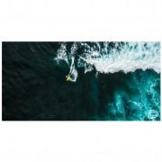 Gyorsan száradó törülköző Towee Ocean 80x160 cm kék
