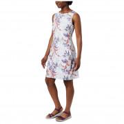 Dámské šaty s potiskem Columbia Chill River Printed Dress fehér