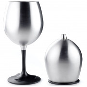 Borospohár GSI Glacier Stainless Red Wine Glass