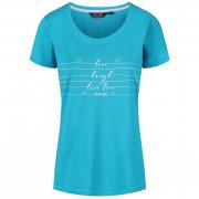 Női póló Regatta Filandra III - kék kék