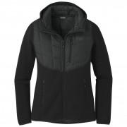 Női pulóver Outdoor Research Vashon Hybrid Full-Zip