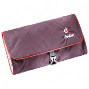Ajándék piperetáska Deuter Wash Bag II lila