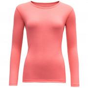 Női póló Devold Breeze Woman Shirt korall