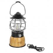 Lampa Bo-Camp Table Lamp Hayes fekete