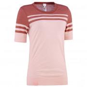 Dámské triko Kari Traa Humlesnurr Tee rózsaszín