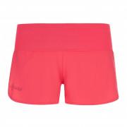 Női rövidnadrág Kilpi Esteli-W rózsaszín