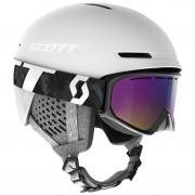 Sí szett Scott Combo Helmet Track + Goggle Fact