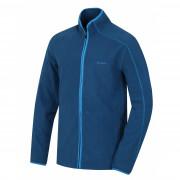 Férfi pulóver Husky Ander Zip M kék