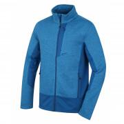 Férfi fleece kabát Husky Alan M kék