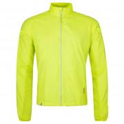 Férfi kabát Kilpi Tirano-M sárga