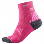 Ponožky Devold Energy Ankle woman sock rózsaszín