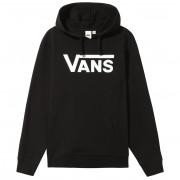 Női pulóver Vans Wm Classic V II Hoodie fekete