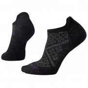 Női zokni Smartwool Run Light Elite Micro fekete