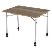 Asztal Bo-Camp Table 80x60 cm barna